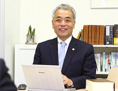 弁護士法人横浜パートナー法律事務所 代表弁護士 大山滋郎