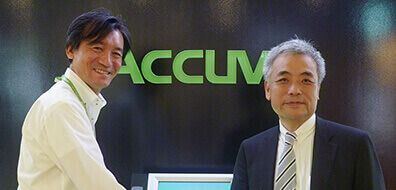 Accuver株式会社株式会社様